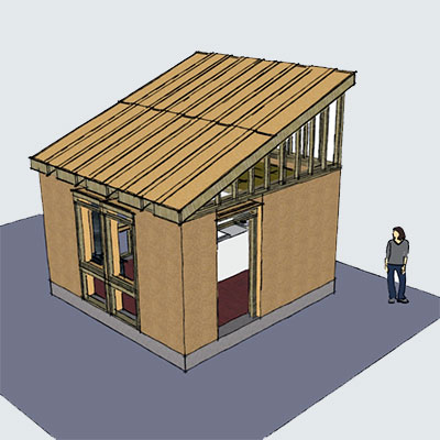 MicroHouse | Open Source Ecology