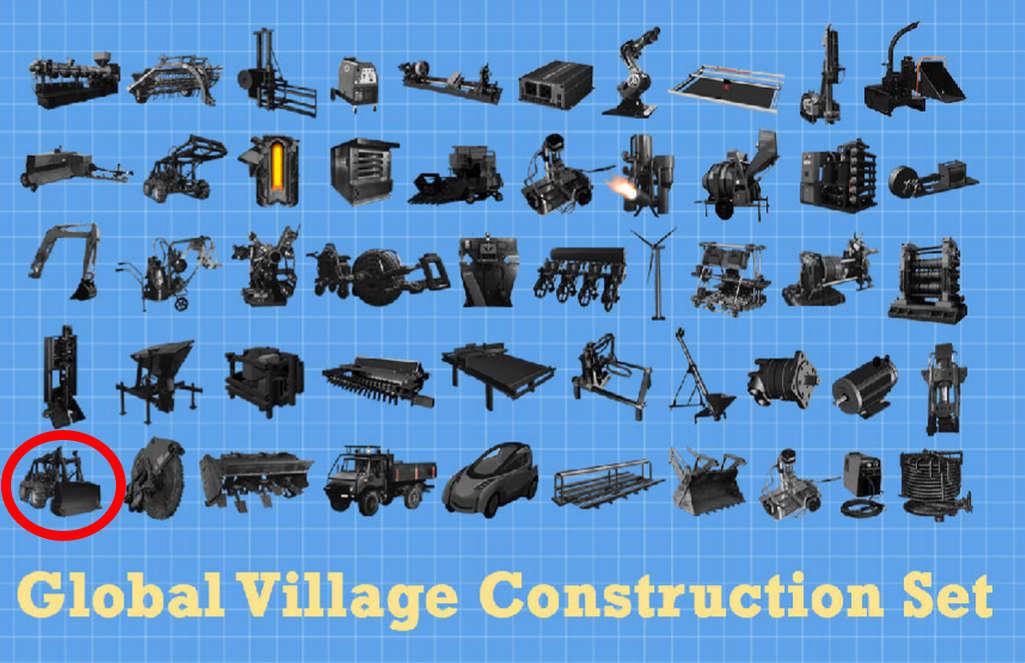 Bulldozer Workshop